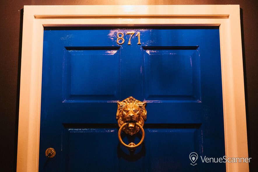Hire The Little Blue Door The Kitchen 13