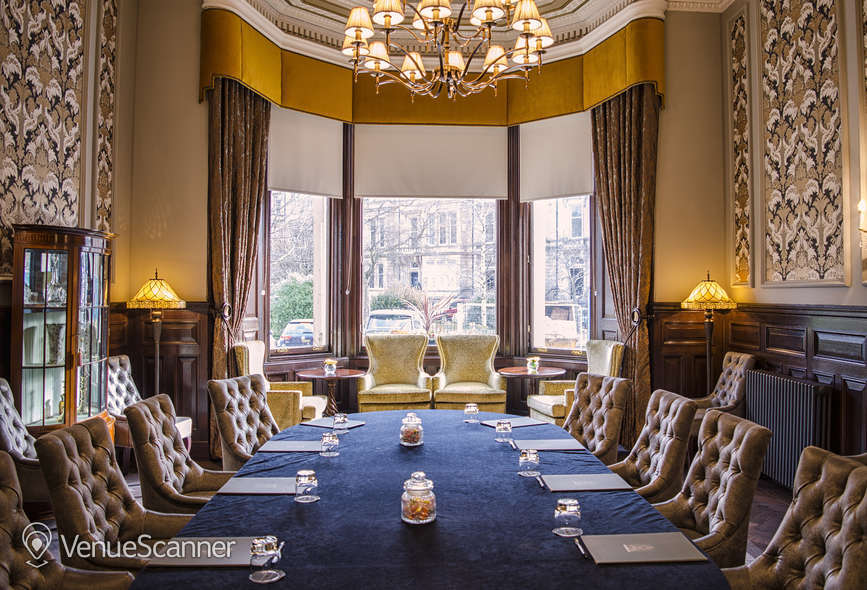 Hire The Bonham Hotel The Dean Suite & Library 8
