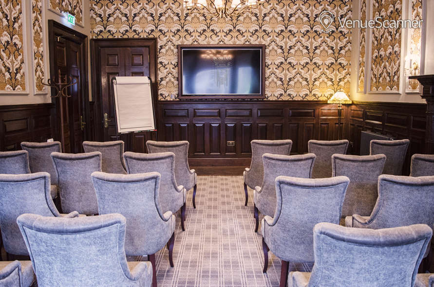 Hire The Bonham Hotel The Dean Suite & Library 10