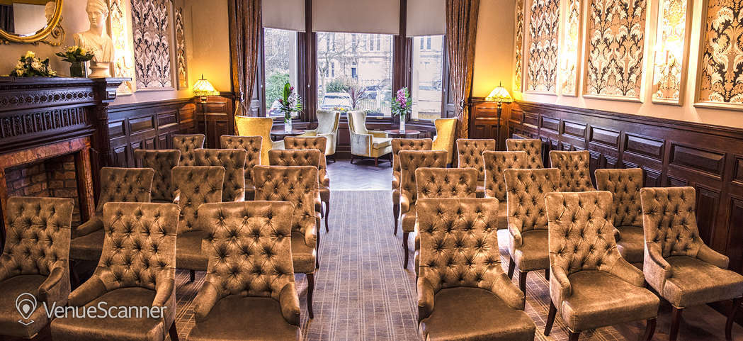 Hire The Bonham Hotel The Dean Suite & Library 9