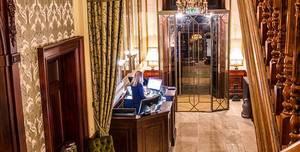 The Bonham Hotel, The Dean Suite & Library