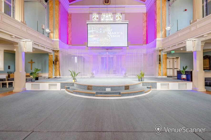 Hire St Marys Venue The Whole Venue 45