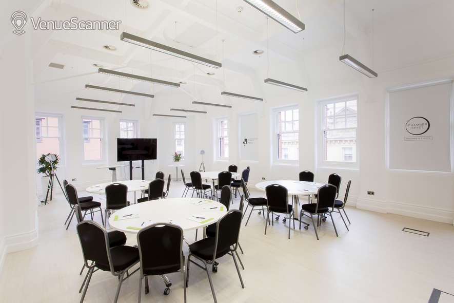 Hire Chamber Space White Room 1