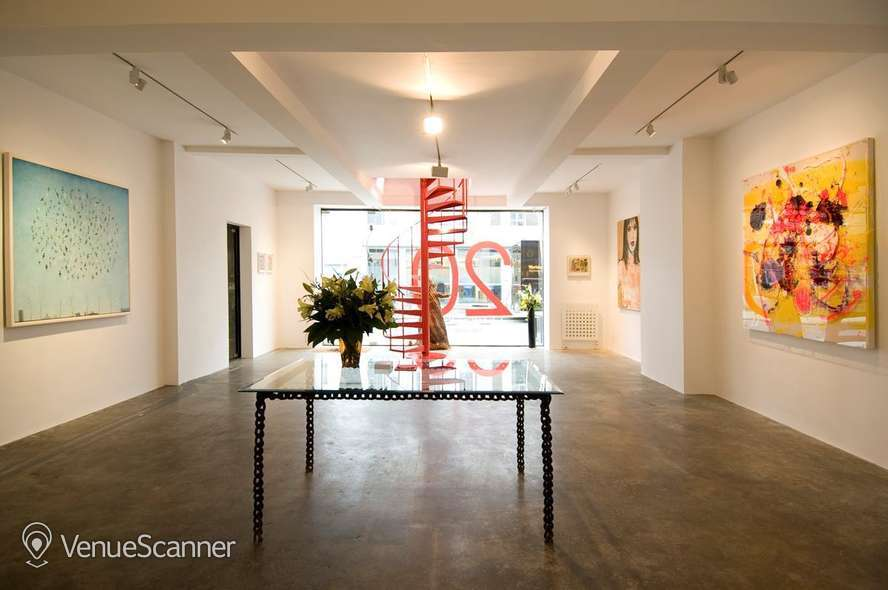 Hire Rebecca Hossack Art Gallery Whole Venue 6