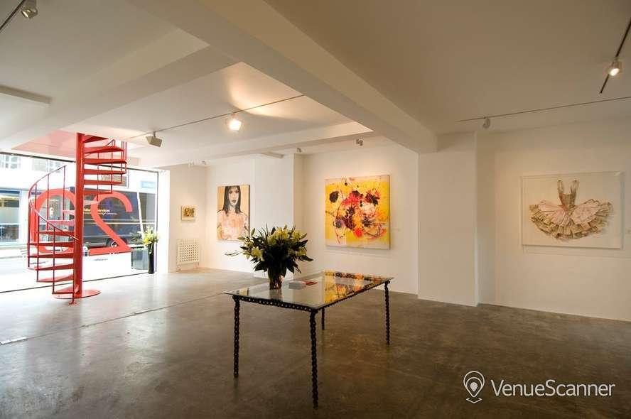 Hire Rebecca Hossack Art Gallery Whole Venue 7