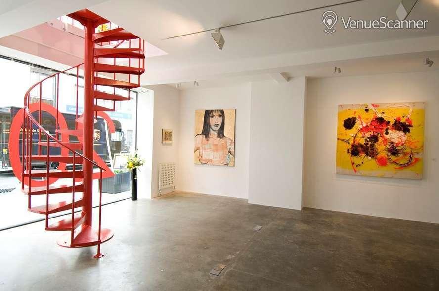 Hire Rebecca Hossack Art Gallery Whole Venue 8