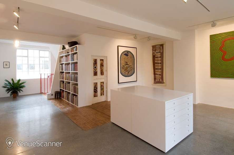 Hire Rebecca Hossack Art Gallery Whole Venue 3