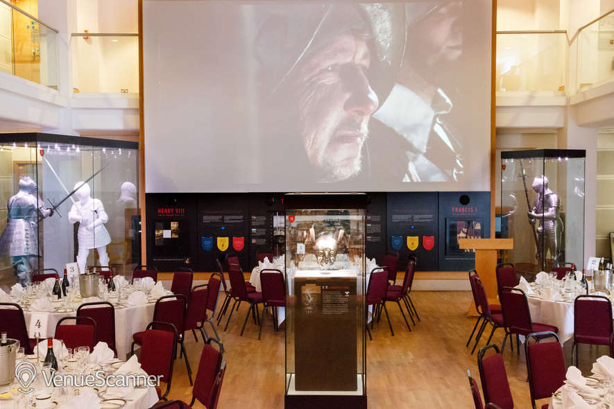 Hire Royal Armouries Museum Tournament Gallery 5