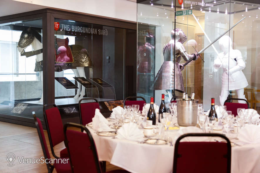 Hire Royal Armouries Museum Tournament Gallery 1