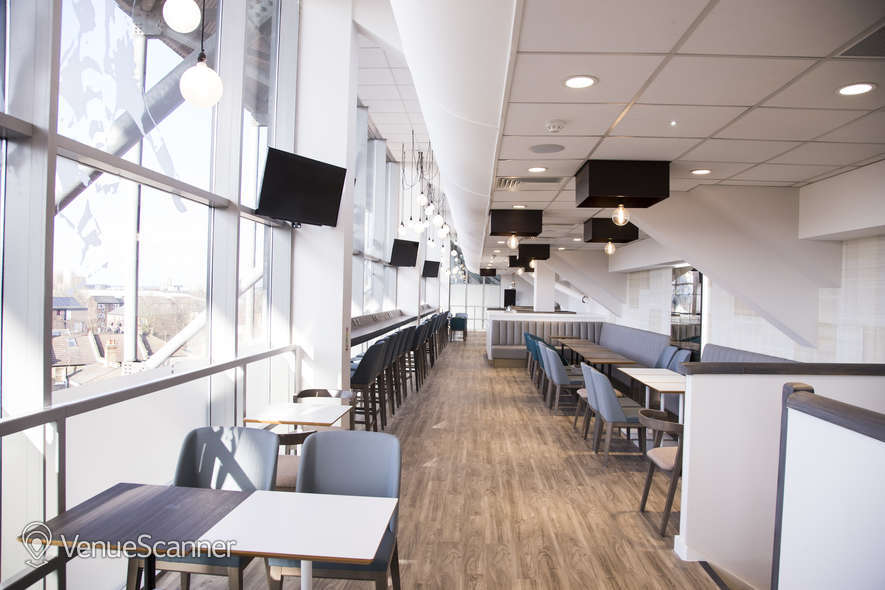 Hire Charlton Athletic Football Club Vista Lounge