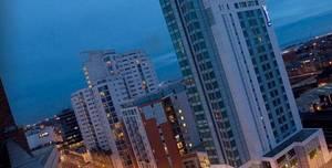 Radisson Blu Hotel, Cardiff, Verde & Blanco Suite
