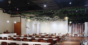 Hire Three Degree Cafe Exclusive Hire