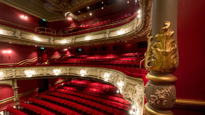 Lyric Hammersmith Theatre, Main House