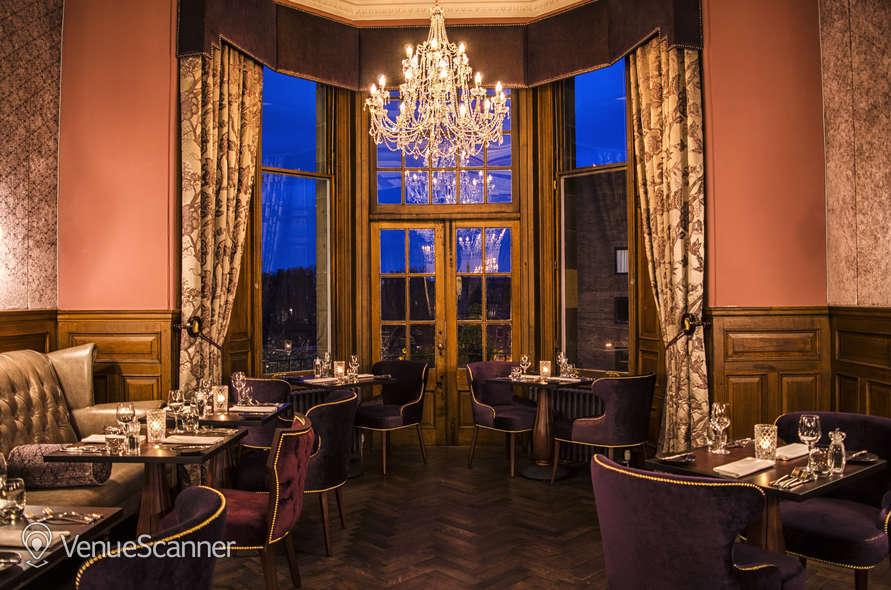 Hire No 35 At The Bonham Restaurant No 35 At The Bonham 2