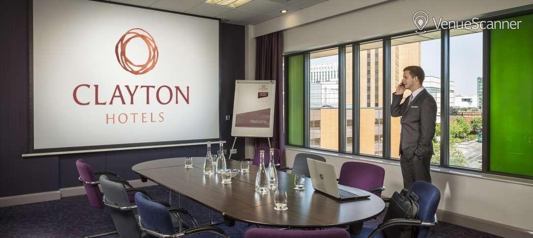 Hire Clayton Hotel Cardiff Meeting Room 6