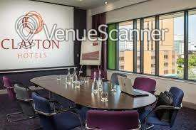 Hire Clayton Hotel Cardiff Meeting Room 5 3