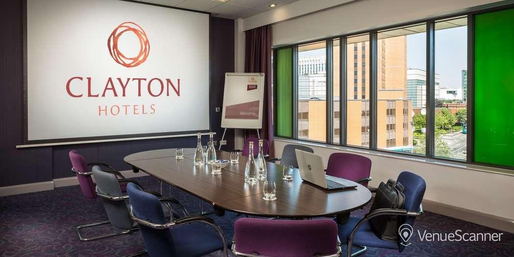 Hire Clayton Hotel Cardiff Meeting Room 3 5