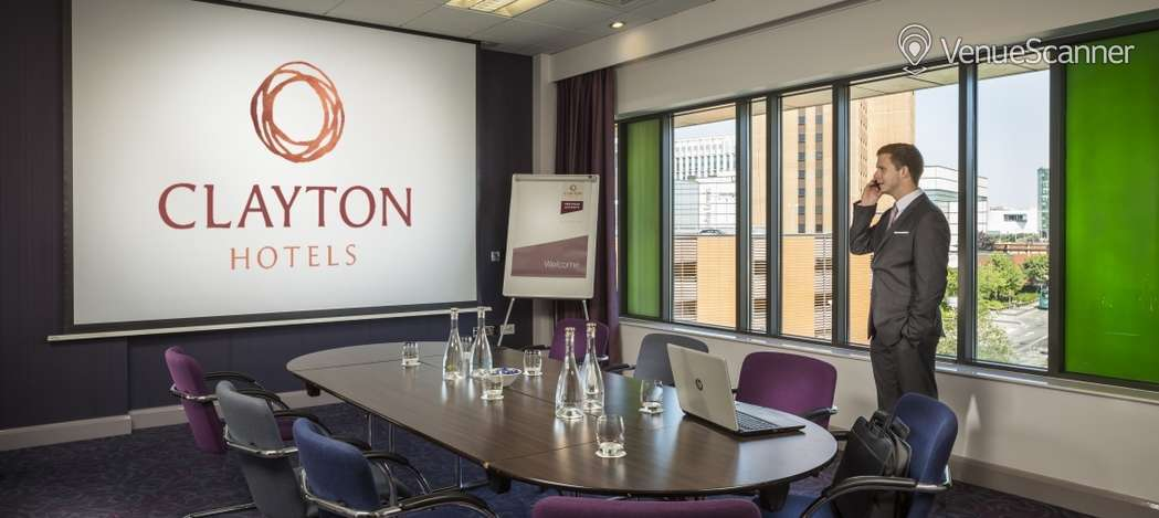 Hire Clayton Hotel Cardiff Meeting Room 3