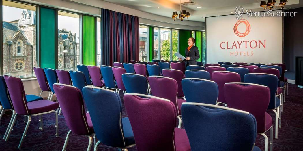 Hire Clayton Hotel Cardiff Meeting Room 6 2