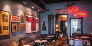 Hire Alley Bar Dining Lounge