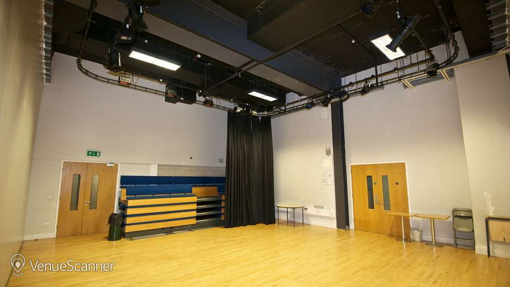 Hire Haverstock School Large Hall 2
