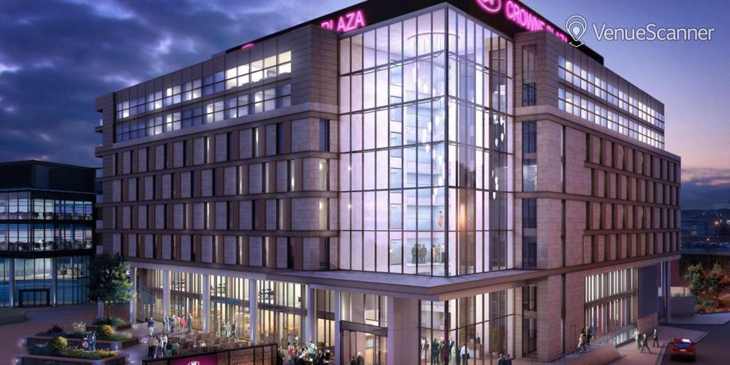 Hire Crowne Plaza Newcastle - Stephenson Quarter Northumbrian 1