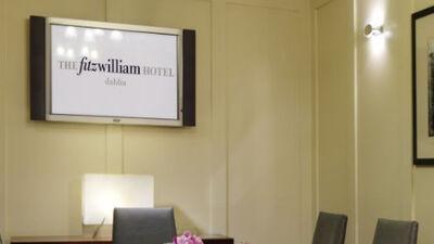 The Fitzwilliam Hotel Dublin, Emmet Room