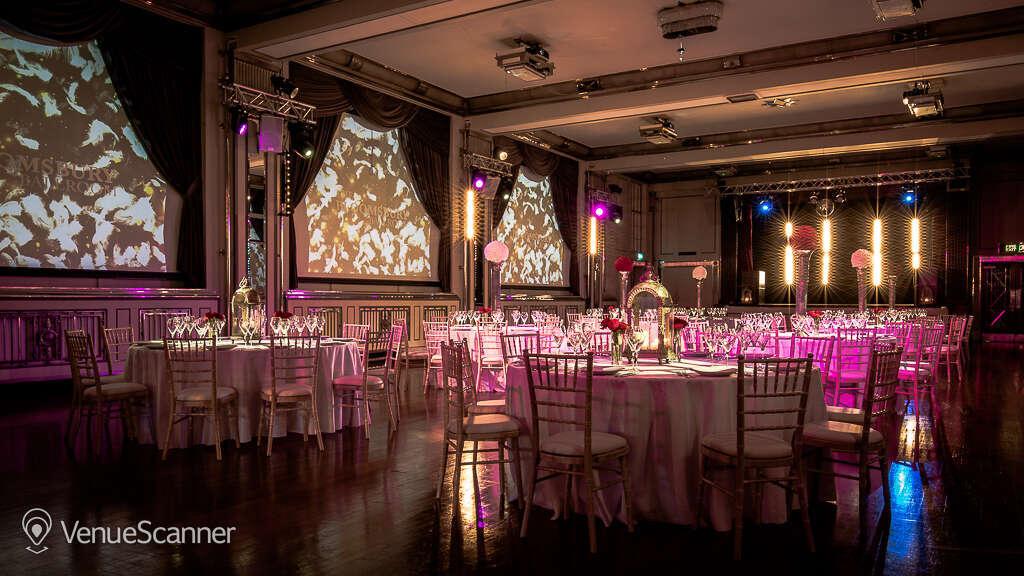 Hire The Bloomsbury Ballroom The Bloomsbury Ballroom Gala 5