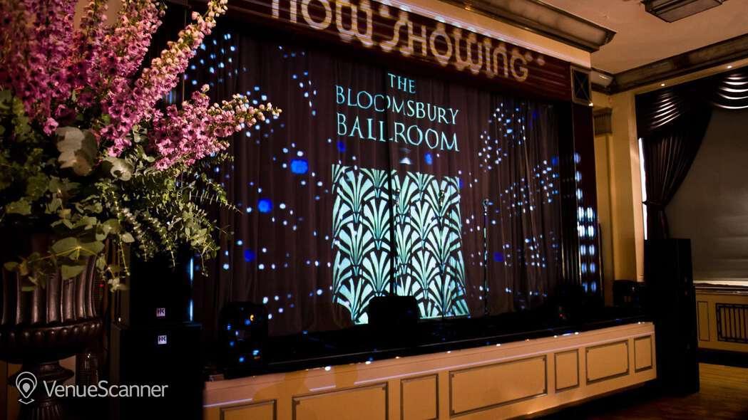 Hire The Bloomsbury Ballroom The Bloomsbury Ballroom 7