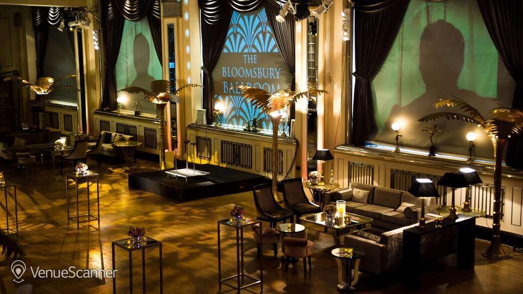 Hire The Bloomsbury Ballroom The Bloomsbury Ballroom