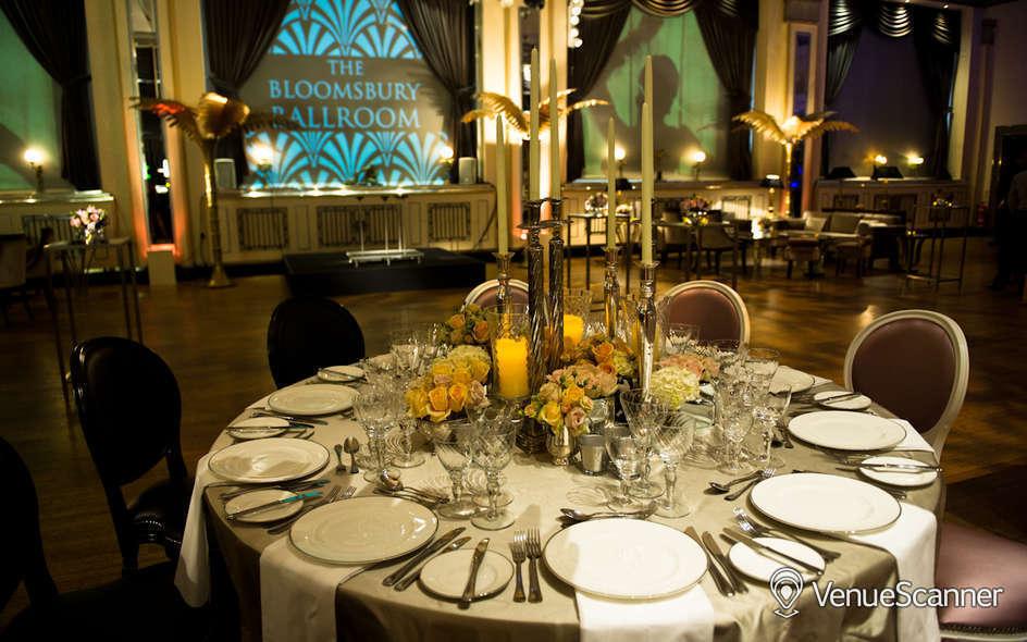 Hire The Bloomsbury Ballroom The Bloomsbury Ballroom 13