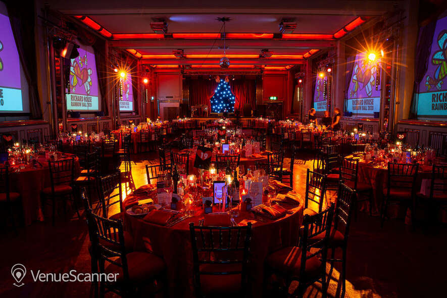 Hire The Bloomsbury Ballroom The Bloomsbury Ballroom Gala 7
