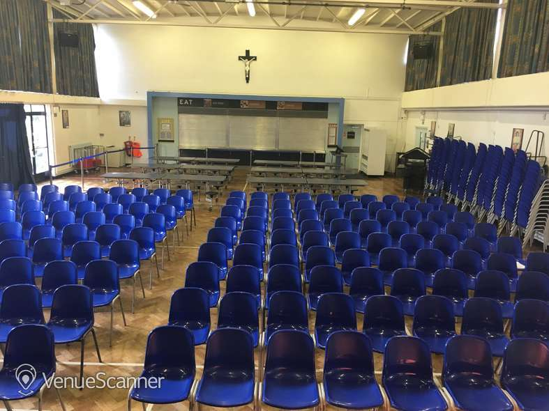 Hire Holy Family School Gym 1