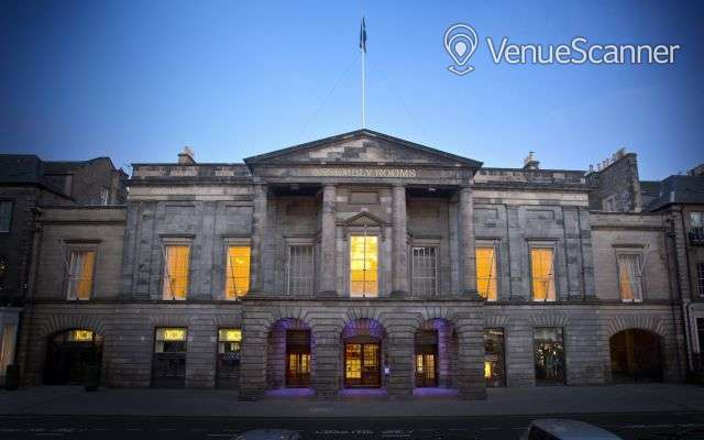 Hire Assembly Rooms Edinburgh Ballroom 2