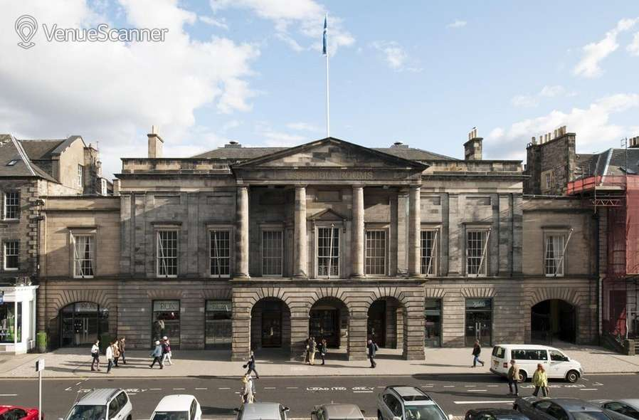 Hire Assembly Rooms Edinburgh Ballroom 1