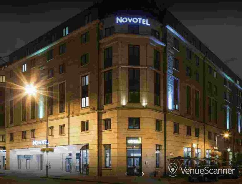 Hire Novotel London City South Millennium 2 1
