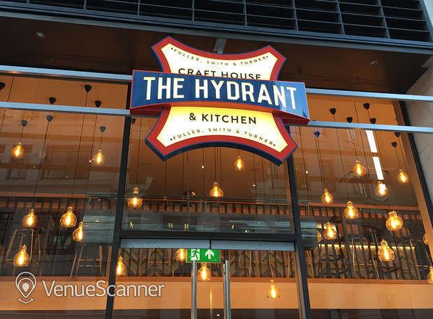 Hire The Hydrant Mezzanine 11