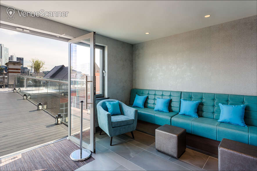Hire Courthouse Hotel Shoreditch Shoreditch Sky Terrace 1