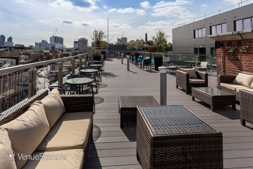 Hire Courthouse Hotel Shoreditch Shoreditch Sky Terrace 2