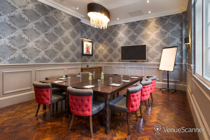 Hire Courthouse Hotel Shoreditch Private Dining Room 1