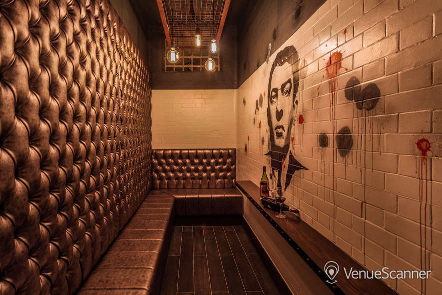 Hire Courthouse Hotel Shoreditch Jailhouse Bar