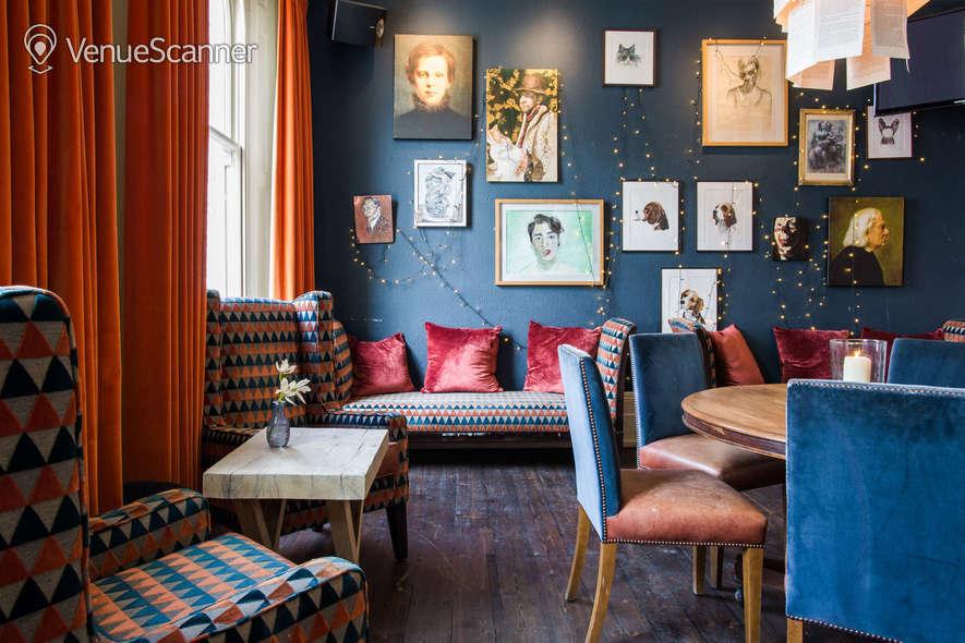 Hire The Elgin, Ladbroke Grove Long Room 2