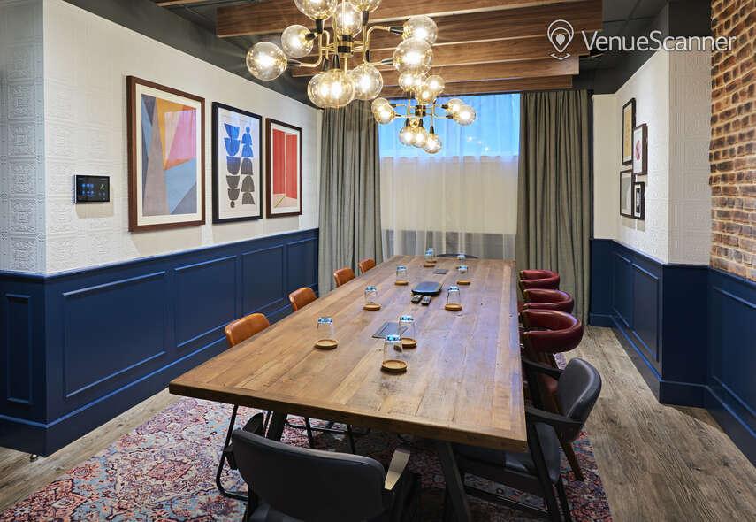 Hire Novotel Edinburgh Park Executive Boardroom