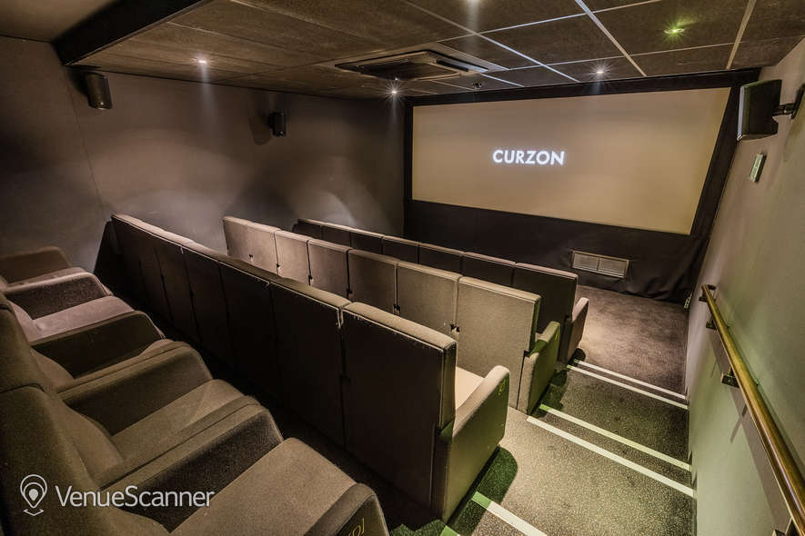 Hire Curzon Bloomsbury Minema Or Phoenix Screen 3