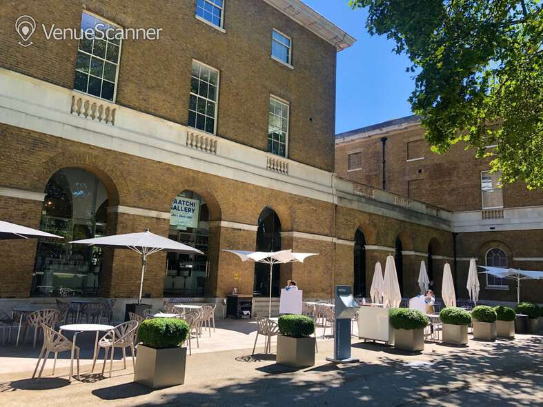 Hire The Saatchi Gallery Bar & Brasserie Private Dining Room 2