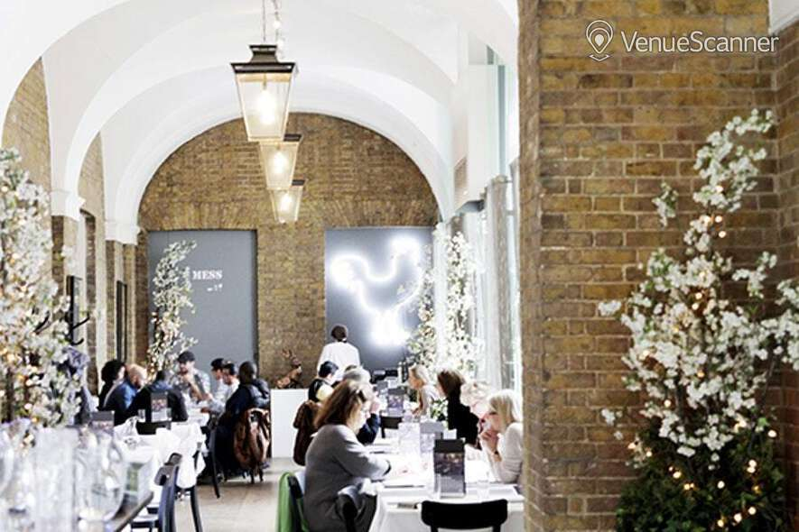 Hire The Saatchi Gallery Bar & Brasserie Private Dining Room
