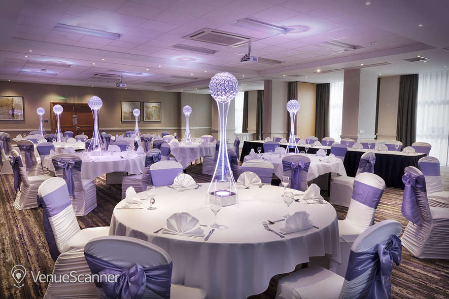 Hire Doubletree By Hilton Glasgow Central Robert Burns Suite