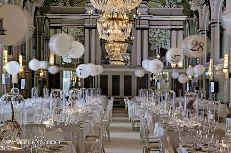 Hire Grand Connaught Rooms Oxford