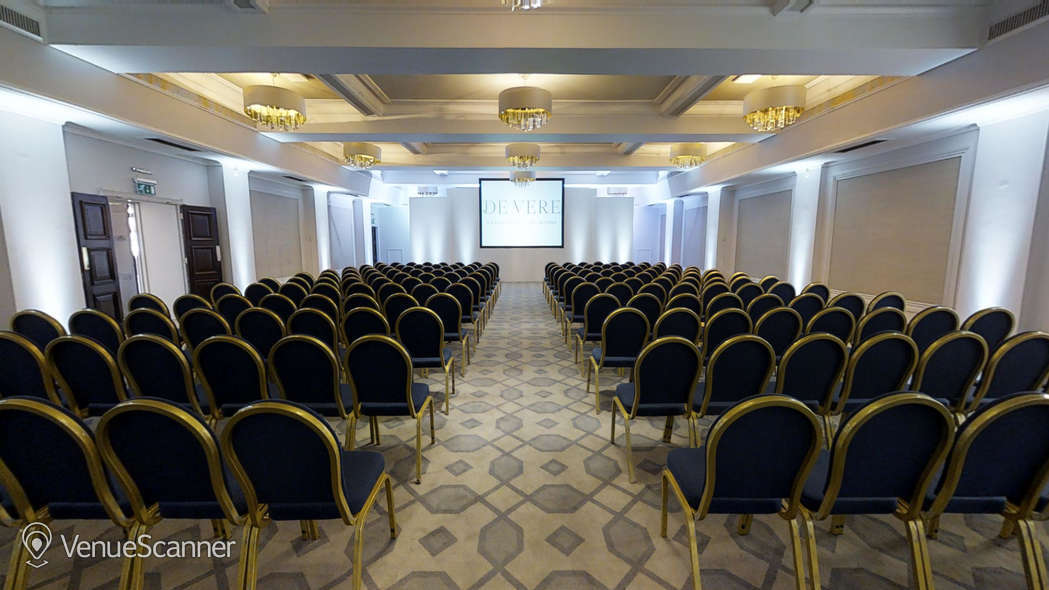 Hire Grand Connaught Rooms Cornwall & Crown 2