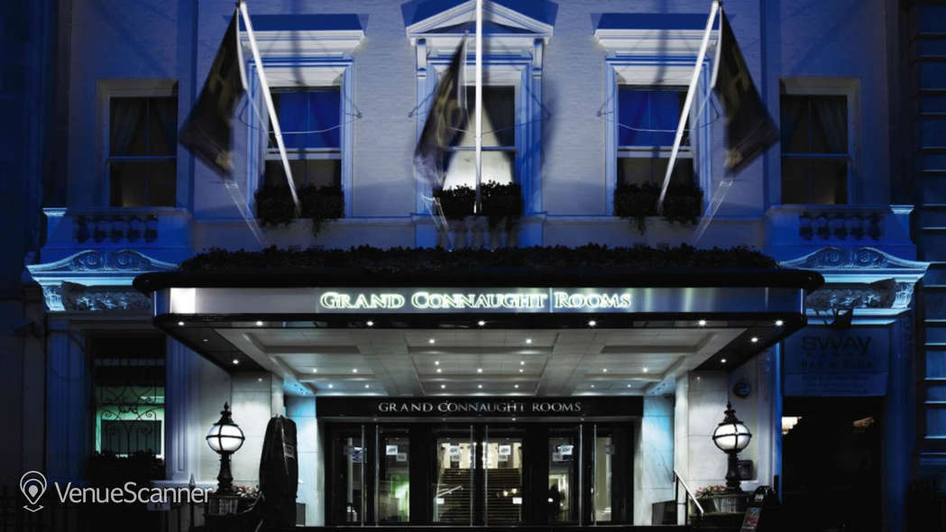 Hire Grand Connaught Rooms Cambria 2